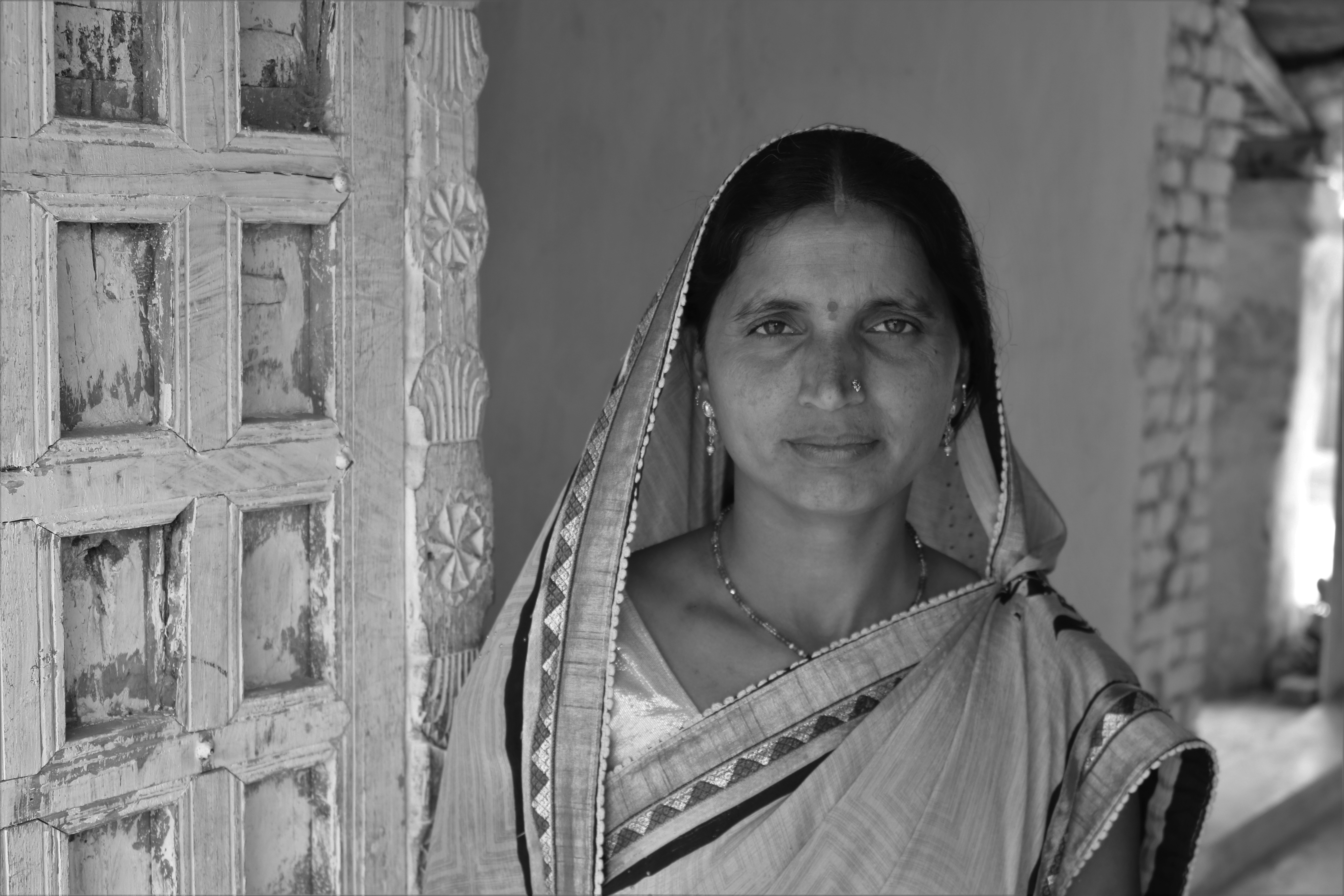 As a young bride, Meena experienced abuse, suffering and discrimination at the hands of her husband's family.