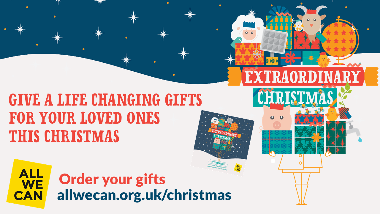 Extraordinary Gifts: Advent and Christmas | All We Can